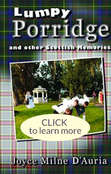 Lumpy Porridge Book Cover- Learn More Button