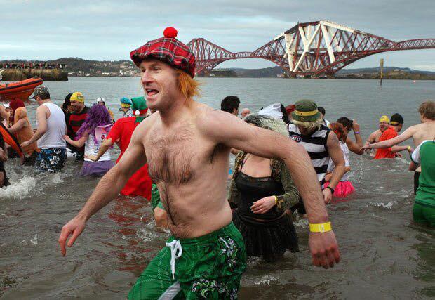 I've Lost a Bit of My Scottish Accent!