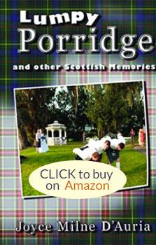 Lumpy Porridge- Scottish memories and funny stories